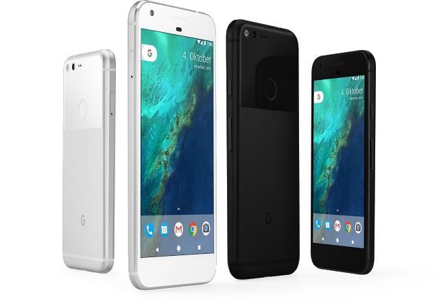 Das ist das Google Pixel 2 (XL)