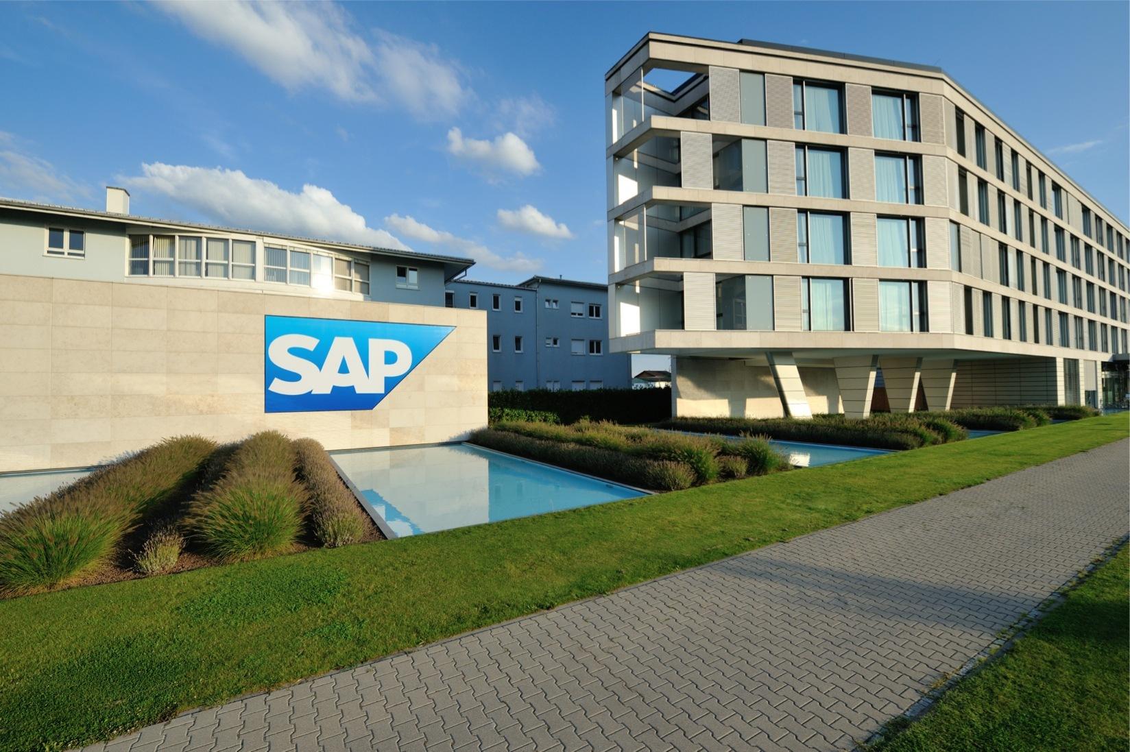 Mit einem Umsatz von 16,8 Milliarden Euro im Jahr 2013 liegt SAP unangefochten auf dem ersten Platz der deutschen Software-Firmen