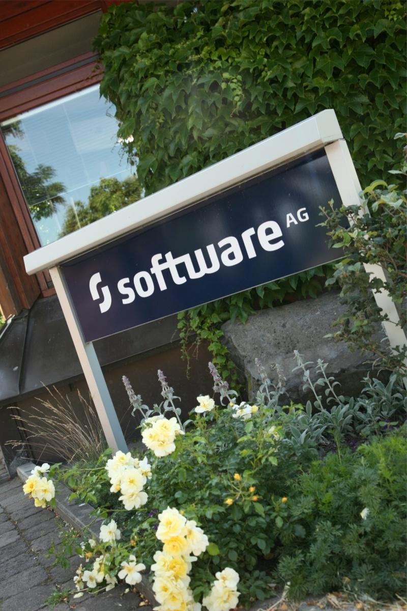 Auf dem zweiten Platz liegt die Software AG. In 2013 erwirtschaftete der Hersteller mit 5.238 Mitarbeitern 927,7 Millionen Euro