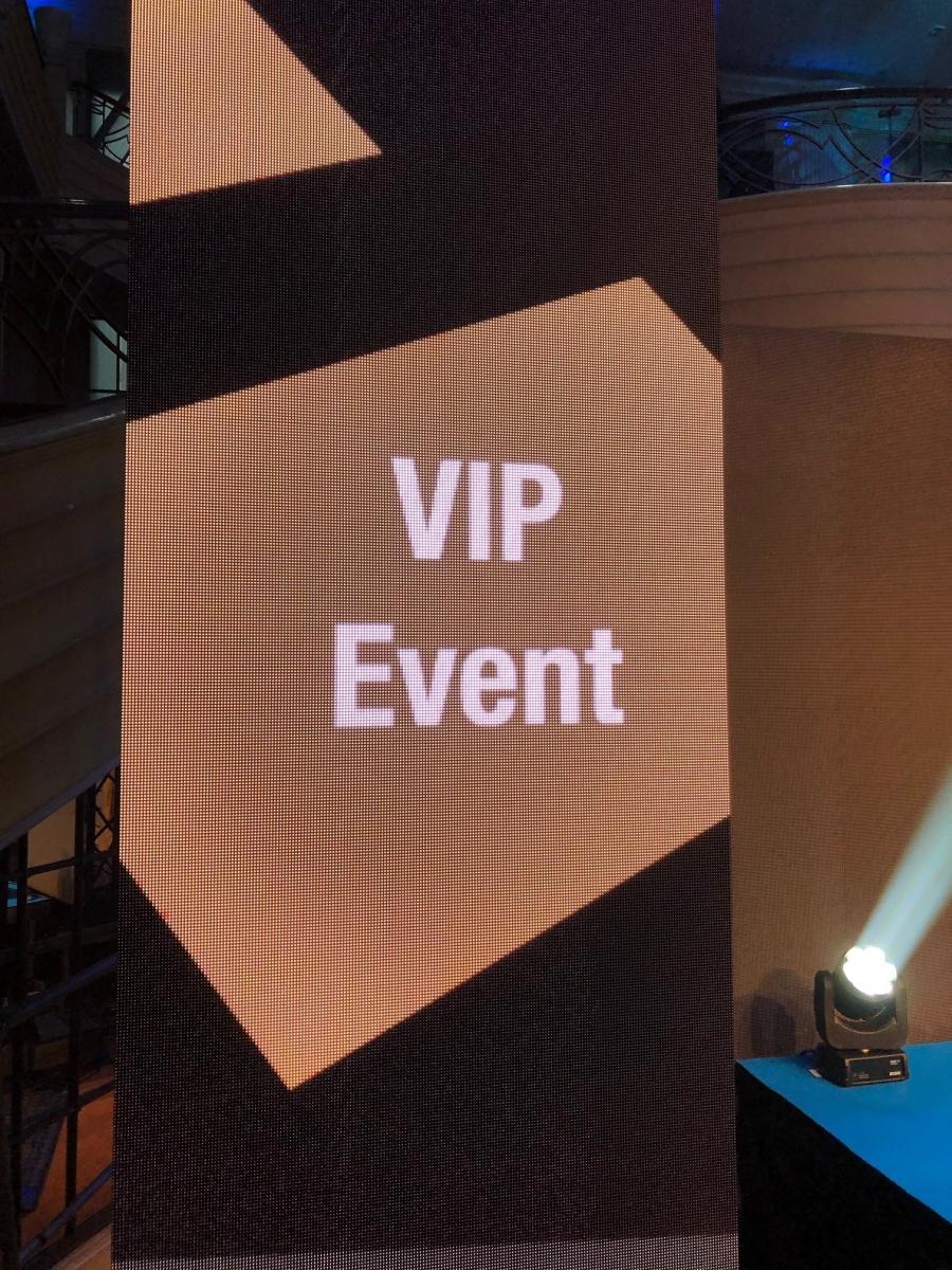 Die TOP 2019 begann mit dem VIP-Abend im Bayerischen Hof