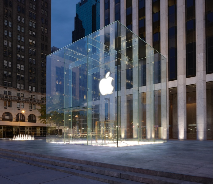 Apple profitiert von iPhone-Abverkäufen