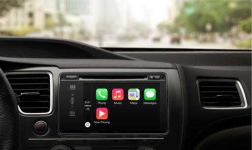 Carplay von Apple