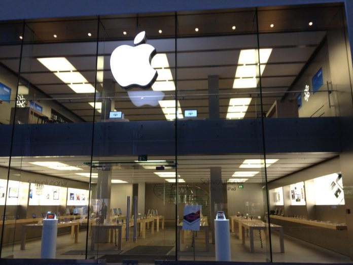 Back in the USA: Apple