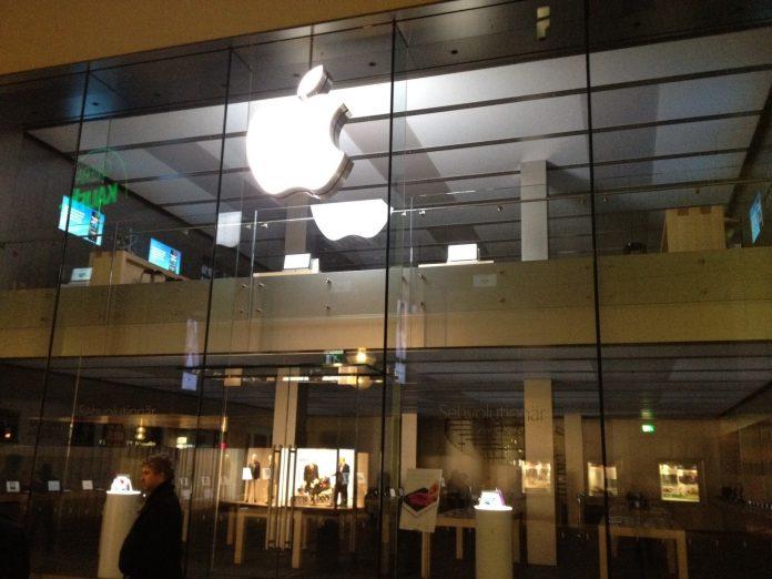Im Zeichen des Apfels: Apple ist ein Umsatzbringer