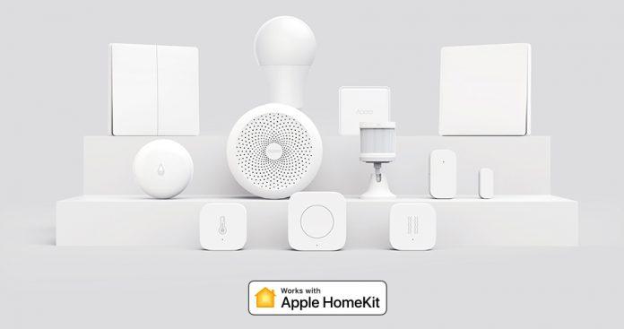 Smart-Home-Marke «Aqara» jetzt in Deutschland verfügbar