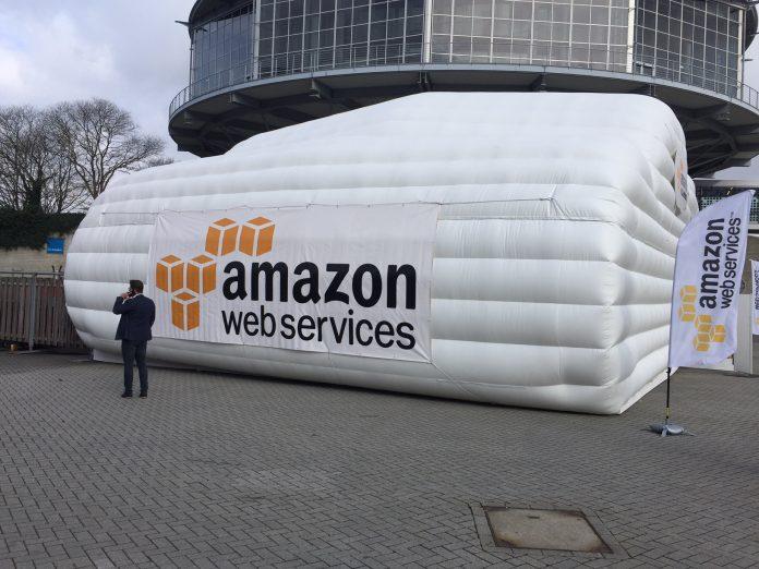 Die unangefochtene Top-Position hält Amazon Web Services (AWS)