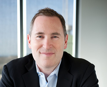 AWS-Chef Andy Jassy