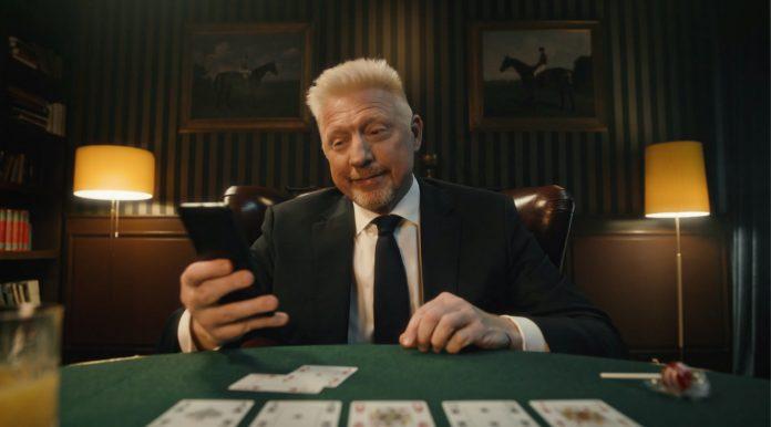 Die Elektronikketten Media Markt und Saturn setzten dagegen bei ihrer Vor-Weihnachts-Werbung auf einheimische Prominenz von Boris Becker