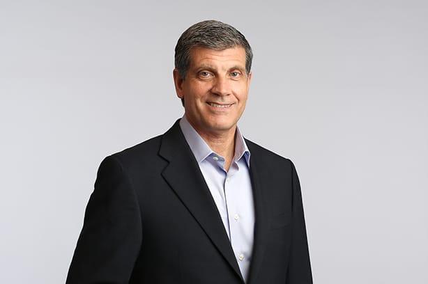 CEO Frank Calderoni