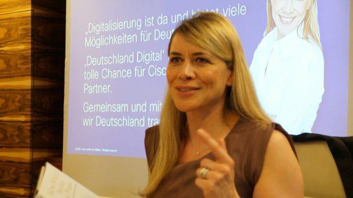 Channel-Chefin Jutta Gräfensteiner