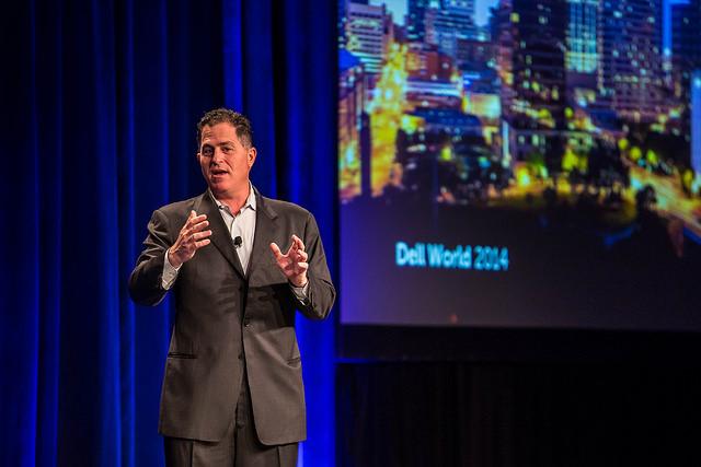Michael Dell: Finanzierung des EMC-Deals nach wie vor mühsam