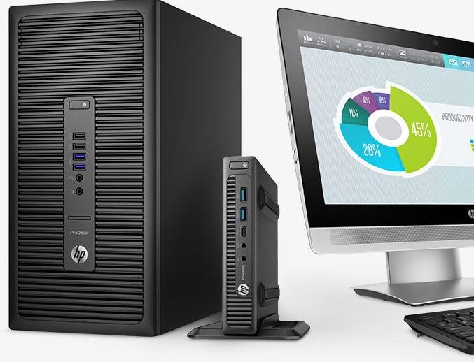 Context: Schwache Nachfrage nach Business-Desktops