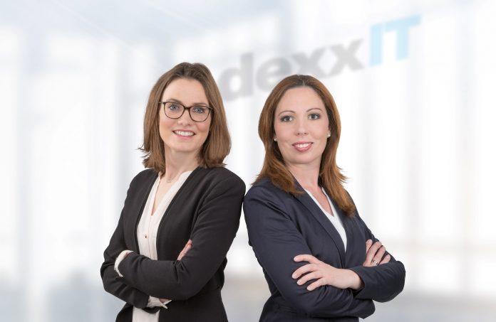 Judith Öchsner und Stefanie Gundlach