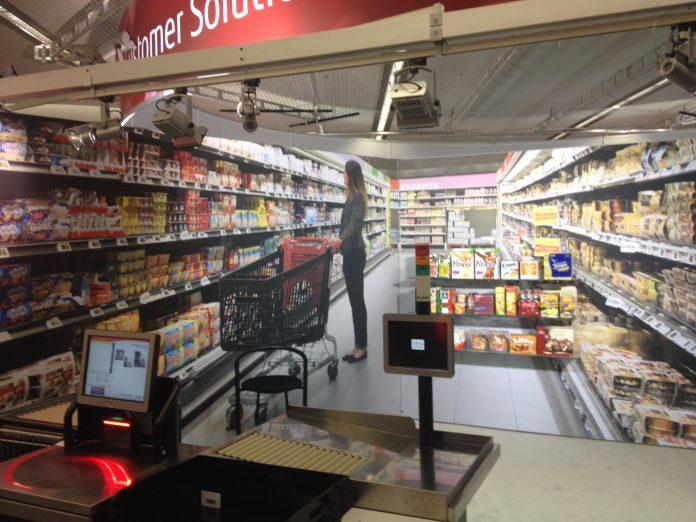Umsatz im Einzelhandel steigt kräftig