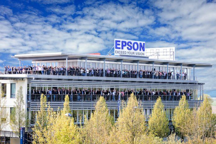 Epson eröffnet neue Vertriebsbüros