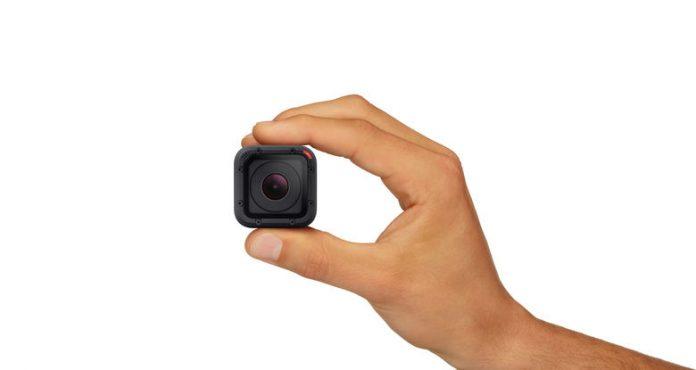 GoPro und sein Modell «Hero4 Session»