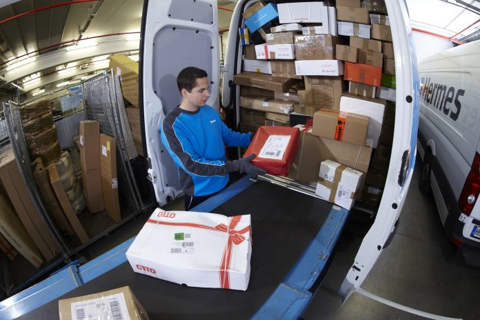 Boom im Online-Handel kommt bei Paketzustellern kaum an
