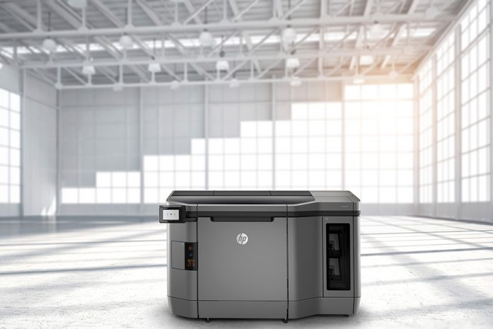 Jet Fusion»-Gerät von HP