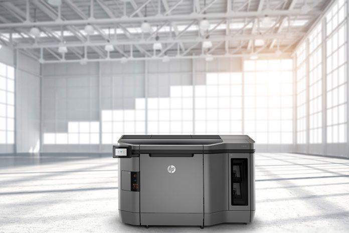 3D-Drucker von HP