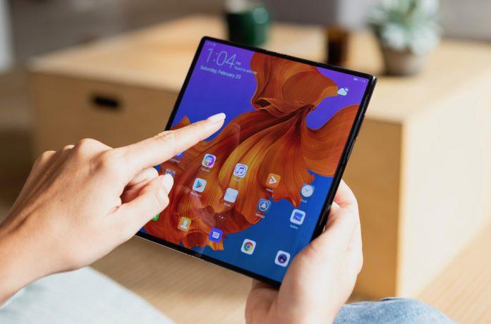 MWC: Huawei setzt Preisrekord mit seinem faltbaren Smartphone