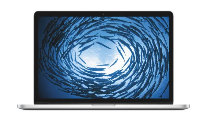 Apple mit neuem MacBook Pro