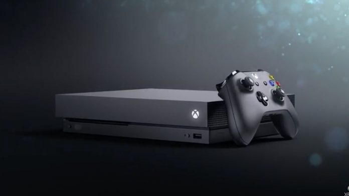 Die neue Xbox One X