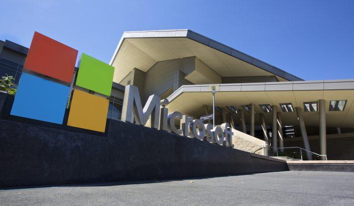 Microsoft gewinnt Cloud-Auftrag in Milliarden-Höhe