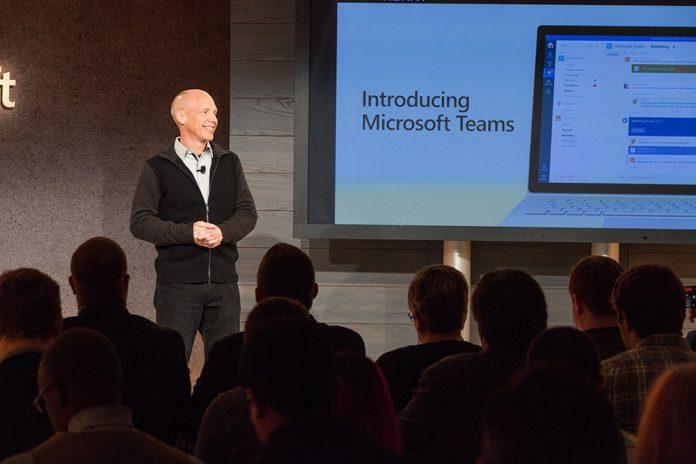Kirk Koenigsbauer stellt Microsoft Teams vor