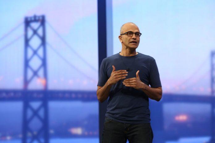 Microsoft-Vorstandschef Satya Nadella
