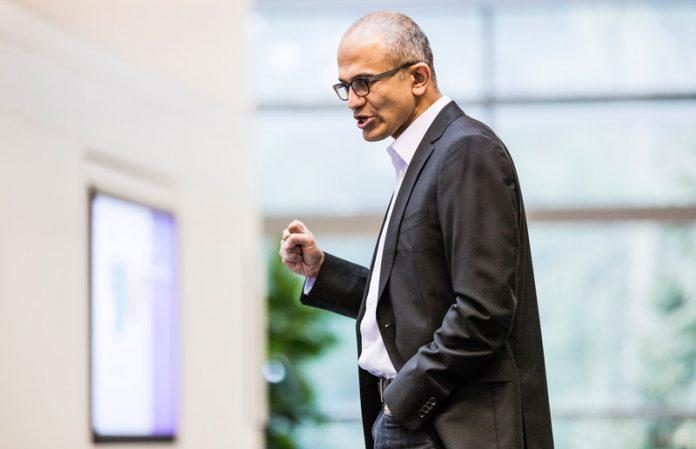 Konzernchef Satya Nadella dünnt bei der Neuausrichtung das Geschäft mit Online-Werbung und die Karten-Entwicklung aus