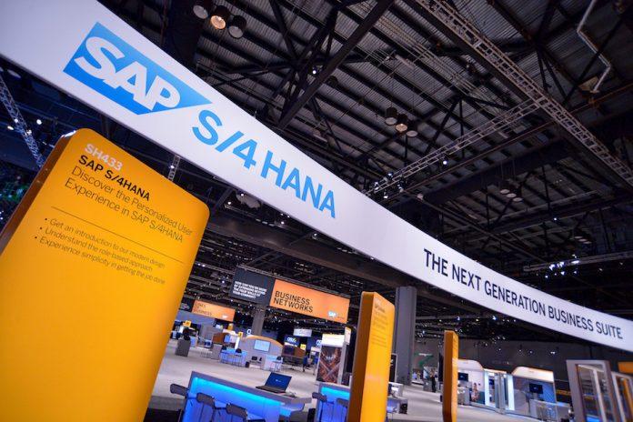 SAP: Gewinneinbruch wegen Umbau