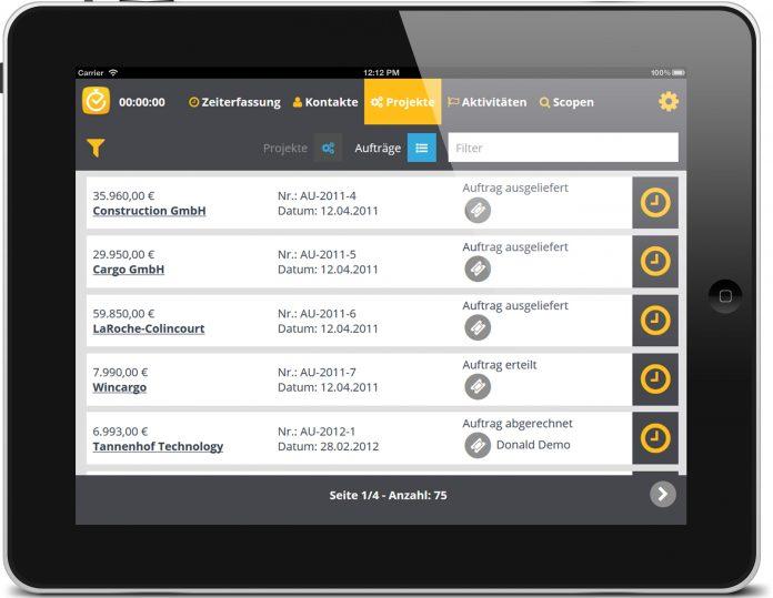 CeBIT: Scopevisio zeigt Assistenten für Finanzbuchhaltung
