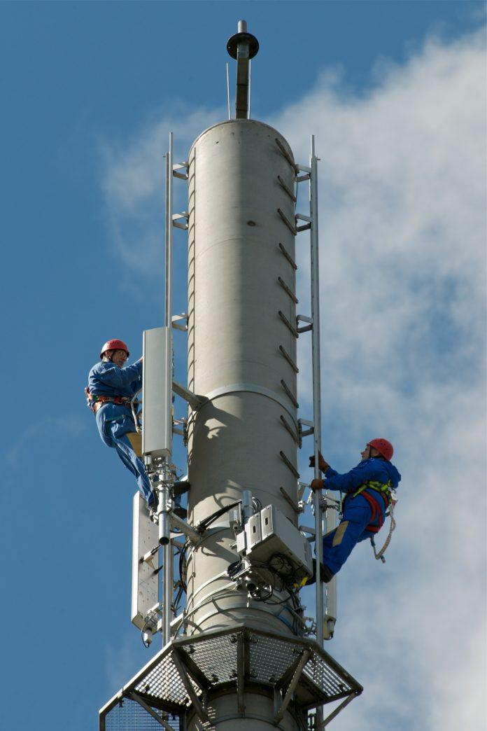 So viele 5G-Masten funken seit dem Start vor einem Jahr