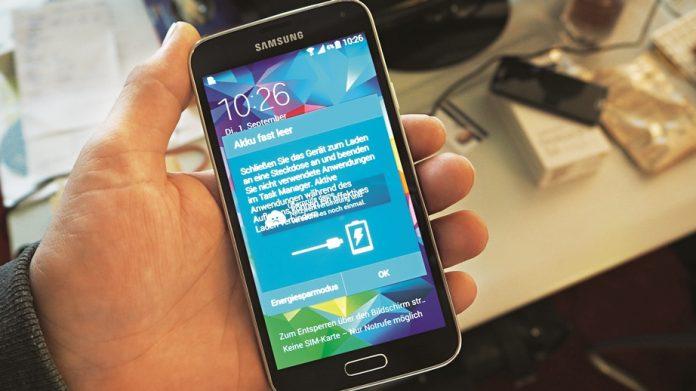 Chipkonzern: Smartphone-Absatz könnte um 30 Prozent fallen