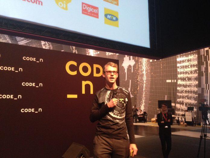 Startup-Veranstaltung auf der CeBIT