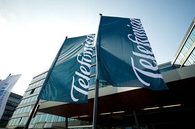 Telefonica Deutschland profitiert von steigendem Datenverbrauch