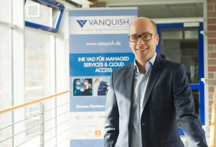 Vanquish-Geschäftsführer Henning Jasper