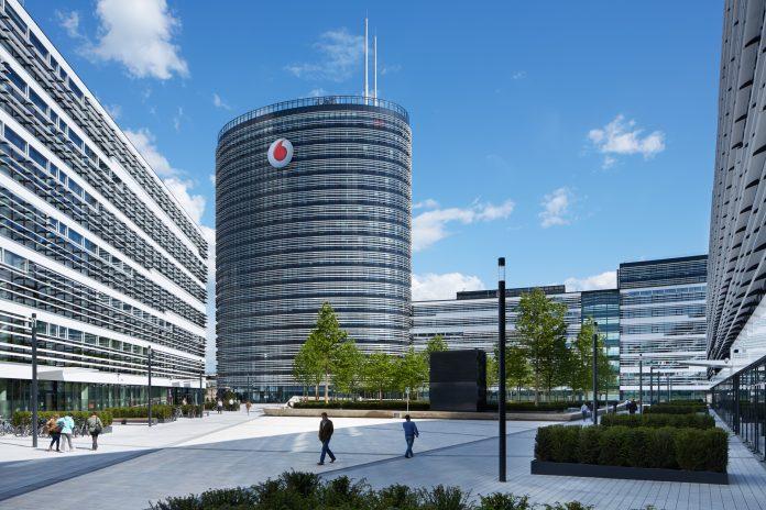 Vodafone startet Ausbau von 5G in der Fläche
