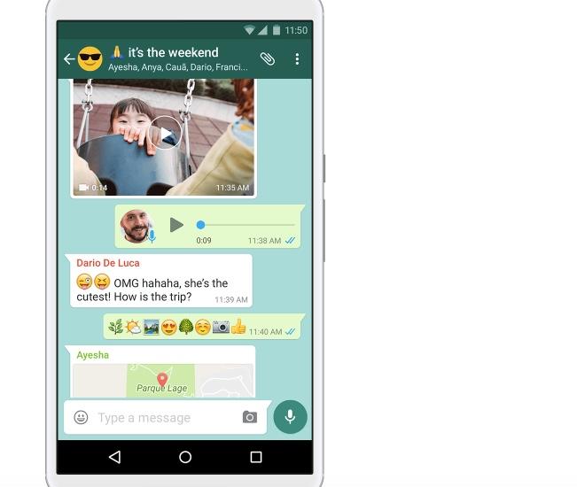 WhatsApp bietet künftig Einkauf per Chat an