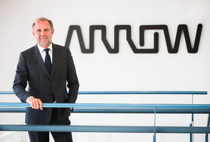 Alexis Brabant, Vice President Sales des Geschäftsbereichs Enterprise Computing Solutions von Arrow in EMEA