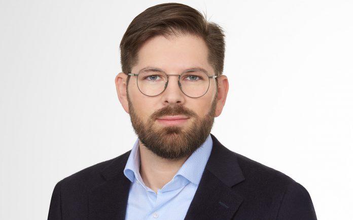 Eric Gitter, Executive Director Cloud, Security & Software bei Ingram Micro