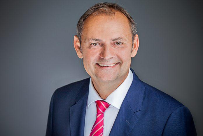 Jürgen Jowanowitsch, Leiter des Geschäftskundenbereichs von Brodos