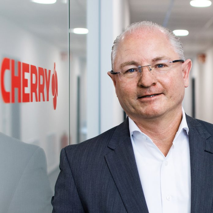Rolf Unterberger, Chief Executive Officer von Cherry