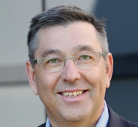 Robert Beck, Head of Sales bei Imcopex