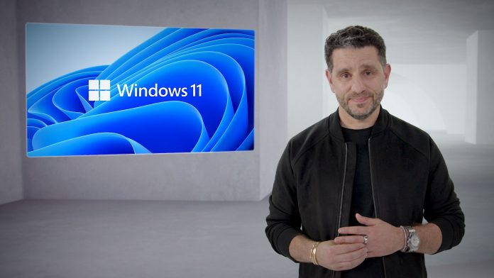 Panos Panay, Chief Product Officer Microsoft