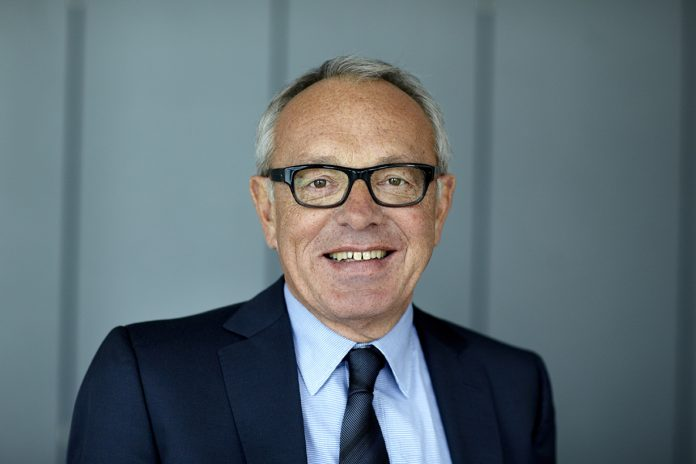 Hermann Ramacher, geschäftsführender Gesellschafter der ADN