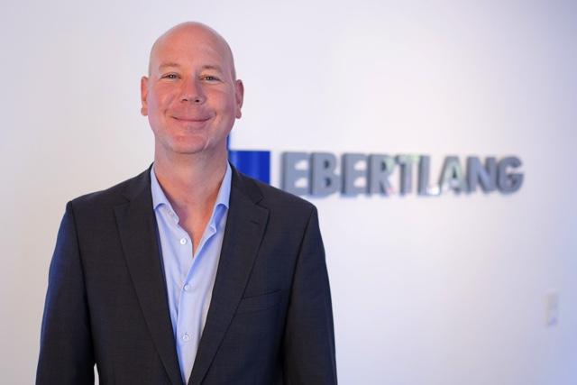Marc Fischer, Head of Sales bei Ebertlang