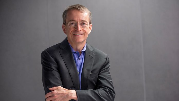 Intel-Chef Pat Gelsinger