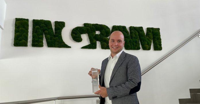 Christoph Hesse, Senior Manager der Dell Technologies Business Unit von Ingram Micro