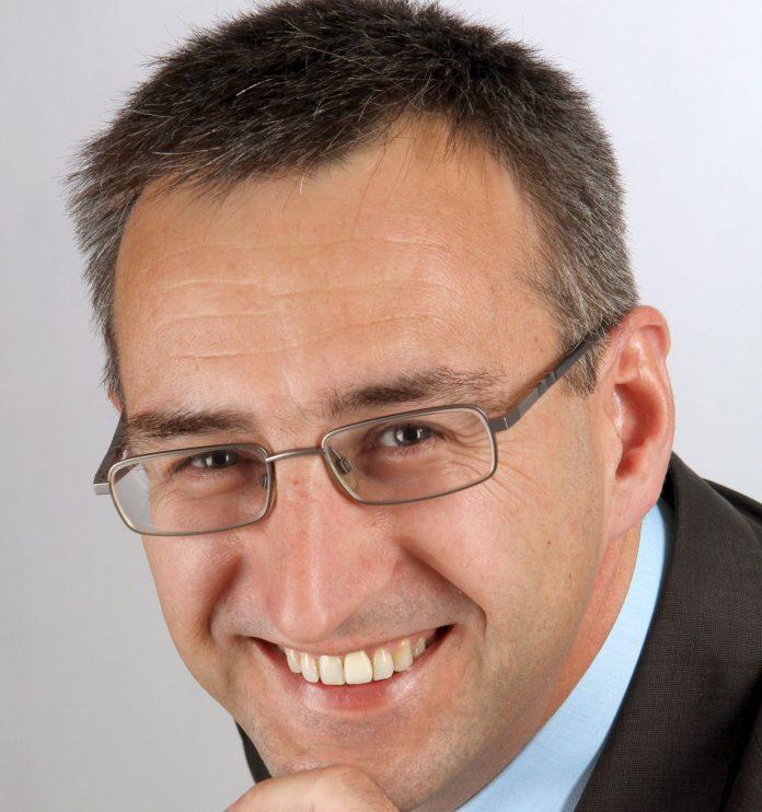 Volker Mitlacher, Geschäftsführer Systeam GmbH
